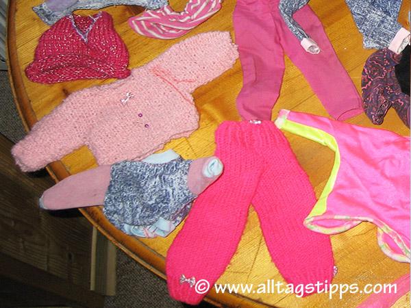 Puppenkleidung Selber Stricken Alltagstipps